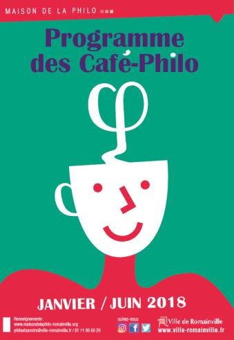 Programme Café-Philo Janvier - Juin 2018 page 1